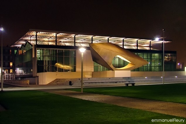 By Night - Le musée André Malraux